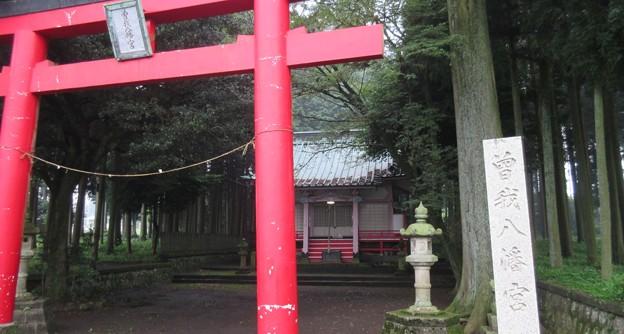 曽我八幡宮(富士宮市)