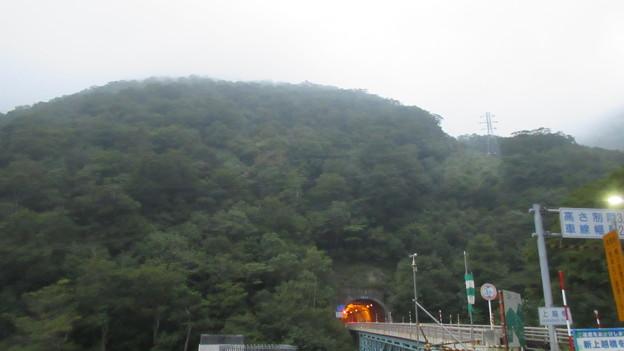 三国峠・三国トンネル(群馬県側。みなかみ町)