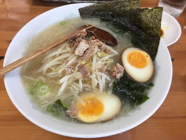 豚骨拉麺美味処 るぁうめん 蟻ん子 (北越谷)