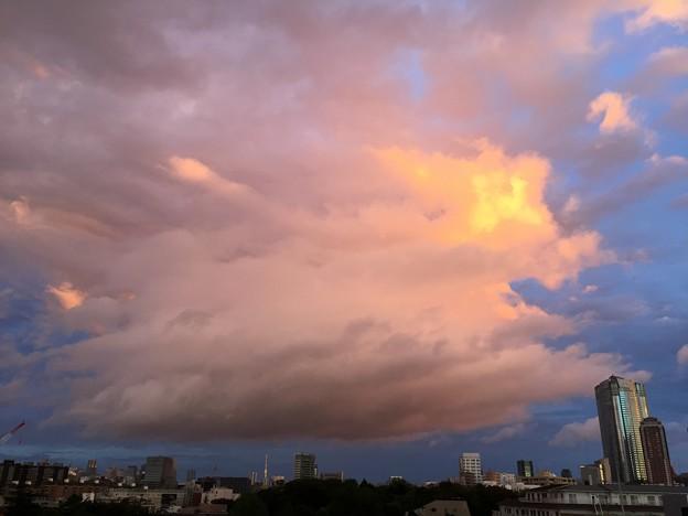 Photos: 港区の空