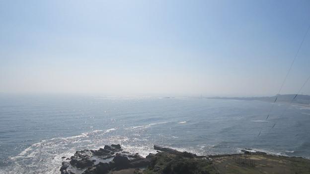 犬吠埼灯台(銚子市)南