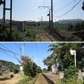Photos: 銚子電鉄(銚子市)君ヶ浜駅