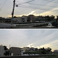Photos: 関戸城(多摩市)北東、大栗橋より