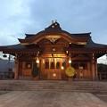菅原神社・井出の沢古戦場(町田市)