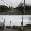 写真: 松山城(埼玉県比企郡吉見町)根古屋