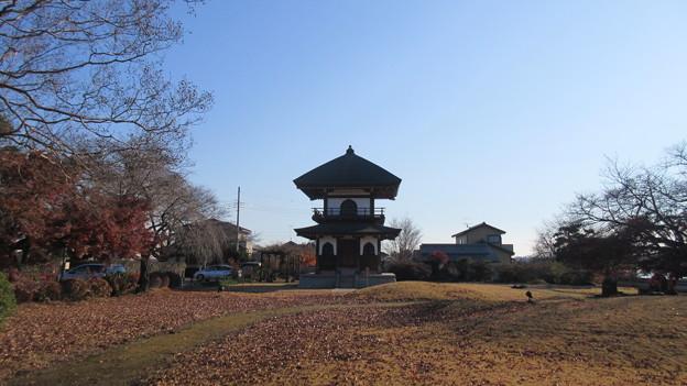 善長寺(館林市)鐘楼堂