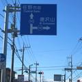 犬伏交差点(佐野市)