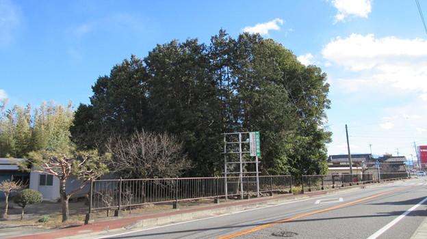 今福屋敷(韮崎市)