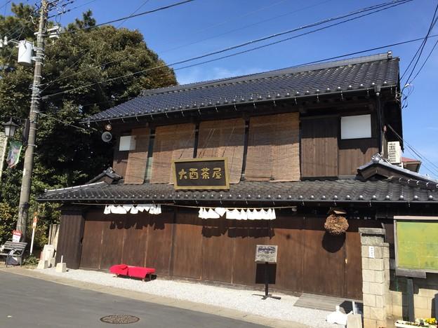 鷲宮神社(久喜市)大西茶屋