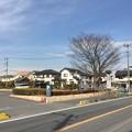 騎西城(加須市)二ノ丸虎口あたり