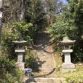 Photos: 法華堂跡・北条義時墳墓(鎌倉市)
