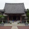 青木山本覺寺 本堂