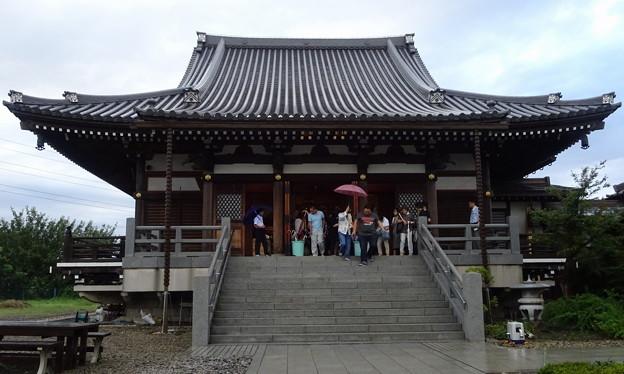 文珠山常圓寺 本堂
