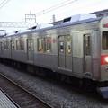 東急電鉄8500系(東武日光線 幸手駅にて)