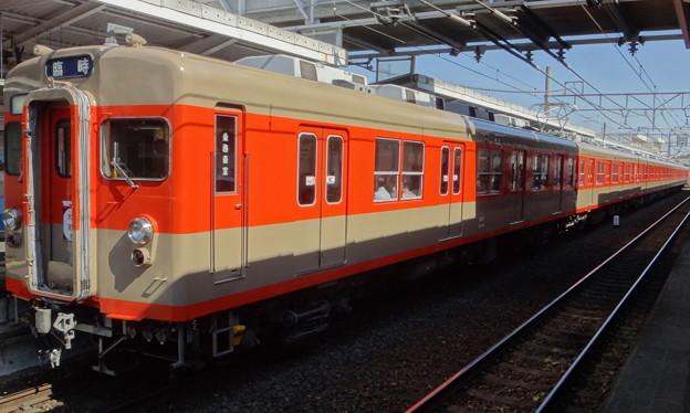 東武鉄道8000系8111編成