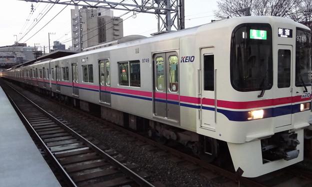 京王線系統9000系(有馬記念場外発売日当日)