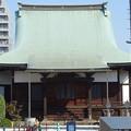 自然山法善寺 本堂