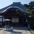 朝田山行傳寺 本堂