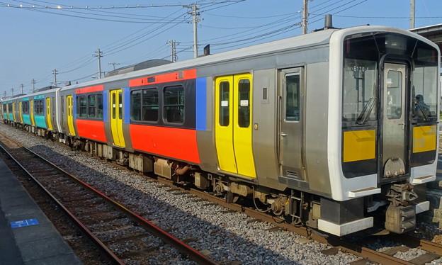 Photos: JR東日本水戸支社 水郡線キハE130系