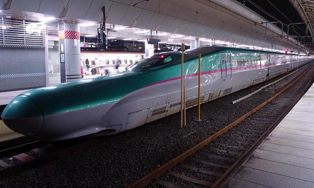 JR東日本東北・北海道新幹線E5系「はやぶさ33号」