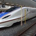 JR西日本北陸新幹線W7系「あさま」