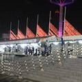 Photos: 明日のAKB48ライブ物販準備してるのかな?