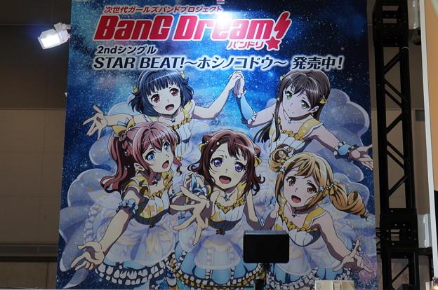 コミケ90 ブシロードブース BanG Dream!