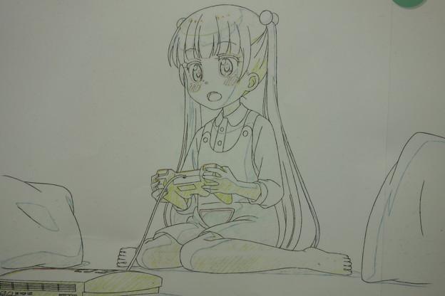 NEW GAME! オンリーショップ アニメ複製原画 7