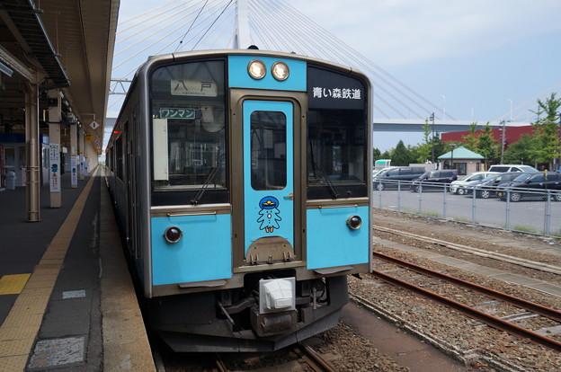 青森駅  青い森鉄道