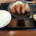 Photos: からやま 浅草 からやま定食 ご飯大盛りにゃん♪