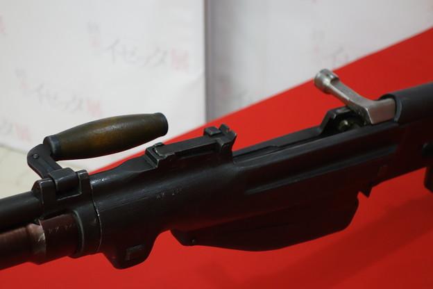 対戦車ライフル シモノフPTRS1941 スライド 完成度高い