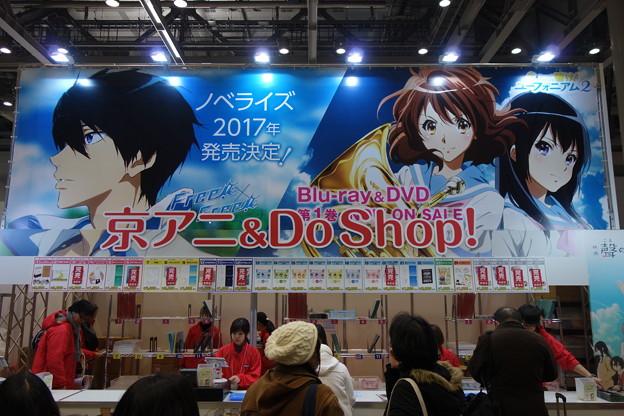 コミケ91 京アニ&Do Shop! ブース