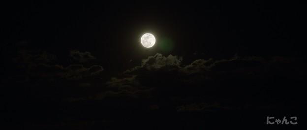写真: ~月に叢雲~