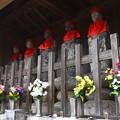 写真: 顕海寺のお地蔵さん