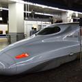 九州新幹線「さくら」鹿児島中央行き