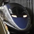 500系新幹線博多南行き
