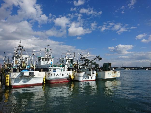 九十九里 片貝漁港