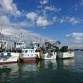写真: 九十九里 片貝漁港