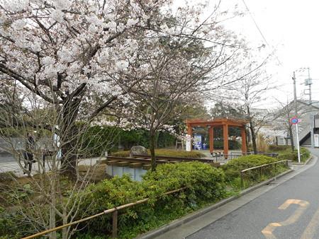 城東電車モニュメント 2016.4.3-1