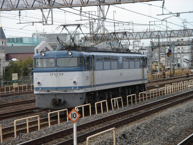 Photos: #494 JR貨物EF65 119 2006.2.27