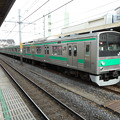 Photos: 埼京線205系 宮ハエ28F 2016.1.23