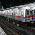 写真: 京成電鉄3593F(モハ3596) 2006-8-15