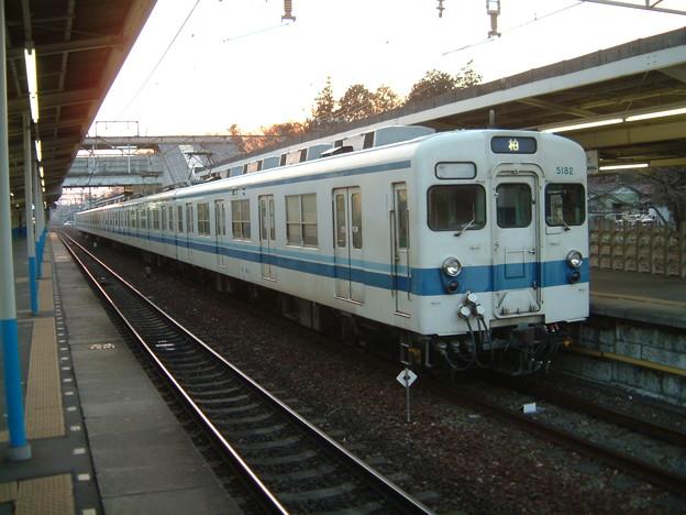 東武鉄道5070系5182F 2003-2-9