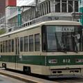 Photos: #812 広島電鉄C#812 2003-8-27