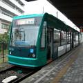 Photos: 広島電鉄5011F 2003-8-28