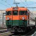 Photos: 165系 新カヌM2F 2003-8-23