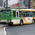 写真: 都営バスC-C200(練馬22か6987) 2009-8-2/3