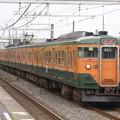Photos: 千マリ113系湘南色117F+S62F 2011-5-1/1