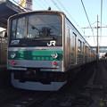 Photos: 埼京線205系 宮ハエ6F 2012-10-16