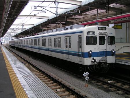 東武鉄道5155F 2005-12-11/1